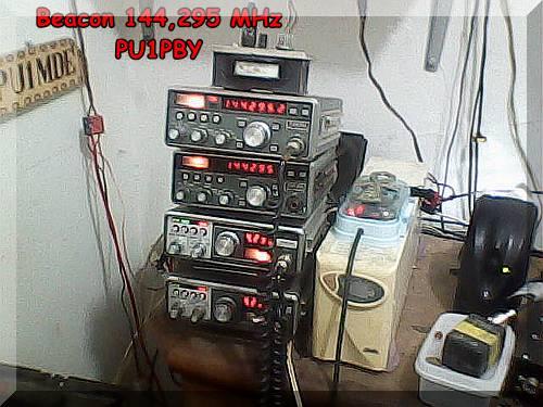 o único rádio farol vhf do RJ
