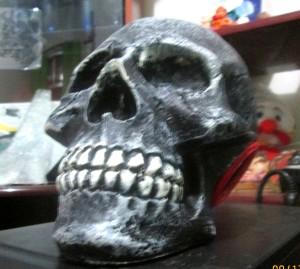 skull radio